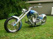 Custom Only 500 miles